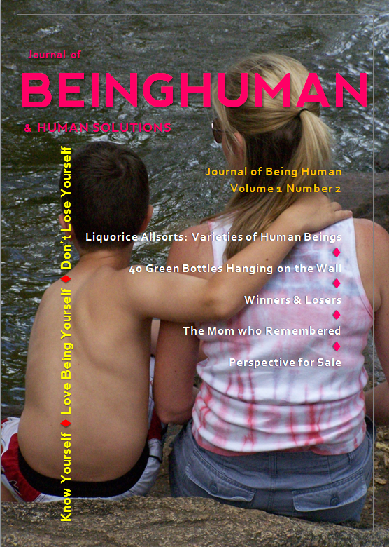 Journal of BeingHuman V1 N2