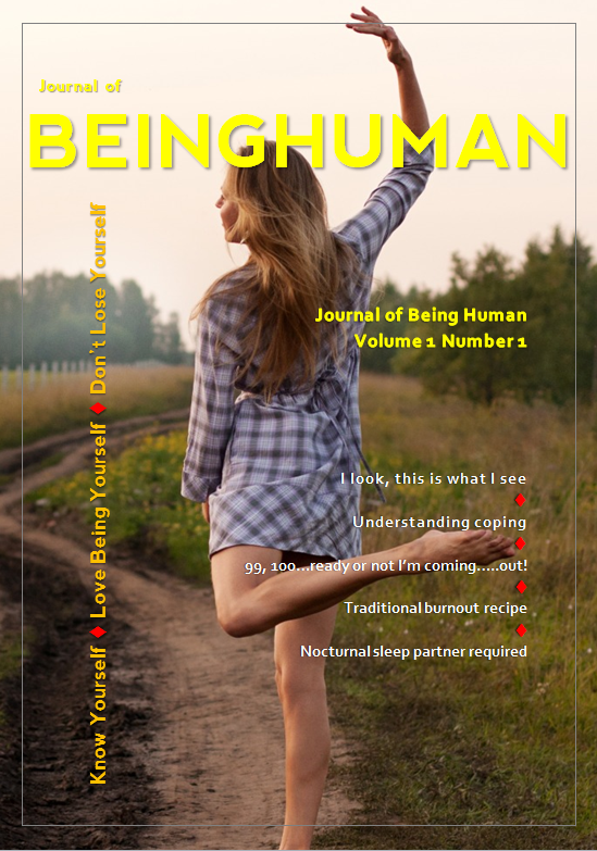 Journal of BeingHuman V1 N1